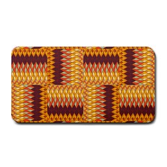 Geometric Pattern Medium Bar Mats by linceazul