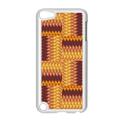 Geometric Pattern Apple Ipod Touch 5 Case (white) by linceazul