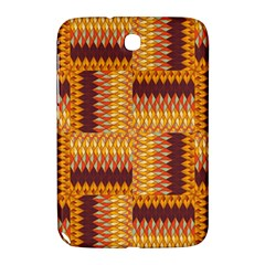 Geometric Pattern Samsung Galaxy Note 8 0 N5100 Hardshell Case  by linceazul