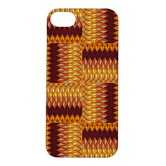 Geometric Pattern Apple Iphone 5s/ Se Hardshell Case by linceazul