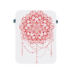 Mandala Pretty Design Pattern Apple Ipad 2/3/4 Protective Soft Cases by Nexatart