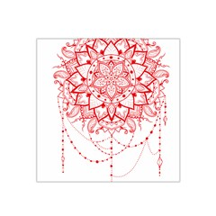 Mandala Pretty Design Pattern Satin Bandana Scarf