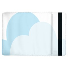 Cloud Sky Blue Decorative Symbol Ipad Air Flip