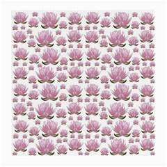 Lotus Medium Glasses Cloth by ValentinaDesign