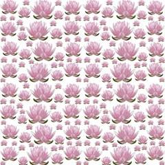Lotus Magic Photo Cubes by ValentinaDesign