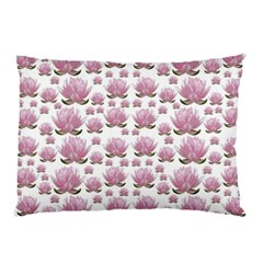 Lotus Pillow Case (two Sides) by ValentinaDesign