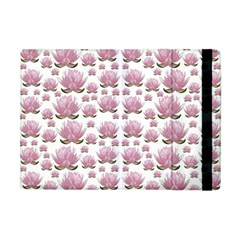 Lotus Apple Ipad Mini Flip Case by ValentinaDesign