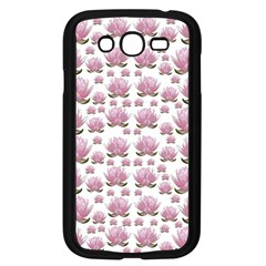Lotus Samsung Galaxy Grand Duos I9082 Case (black) by ValentinaDesign