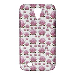 Lotus Samsung Galaxy Mega 6 3  I9200 Hardshell Case by ValentinaDesign
