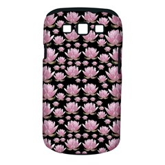 Lotus Samsung Galaxy S Iii Classic Hardshell Case (pc+silicone) by ValentinaDesign