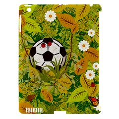 Ball On Forest Floor Apple Ipad 3/4 Hardshell Case (compatible With Smart Cover) by linceazul