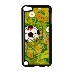 Ball On Forest Floor Apple Ipod Touch 5 Case (black) by linceazul