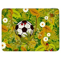 Ball On Forest Floor Samsung Galaxy Tab 7  P1000 Flip Case by linceazul