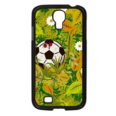 Ball On Forest Floor Samsung Galaxy S4 I9500/ I9505 Case (black) by linceazul