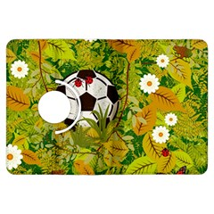 Ball On Forest Floor Kindle Fire Hdx Flip 360 Case by linceazul