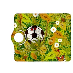 Ball On Forest Floor Kindle Fire Hdx 8 9  Flip 360 Case by linceazul