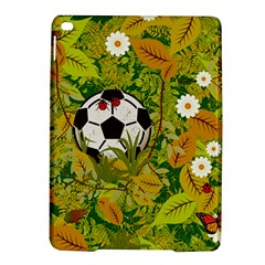 Ball On Forest Floor Ipad Air 2 Hardshell Cases by linceazul