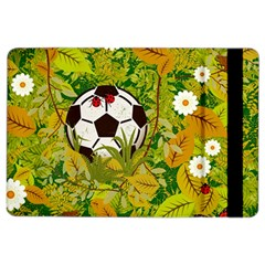Ball On Forest Floor Ipad Air 2 Flip by linceazul