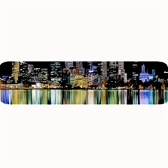 City Panorama Large Bar Mats by Valentinaart