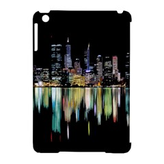 City Panorama Apple Ipad Mini Hardshell Case (compatible With Smart Cover) by Valentinaart