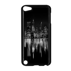 City Panorama Apple Ipod Touch 5 Case (black) by Valentinaart