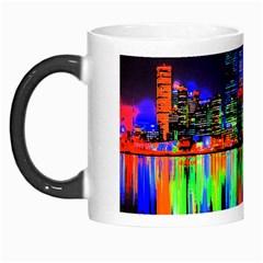 City Panorama Morph Mugs by Valentinaart