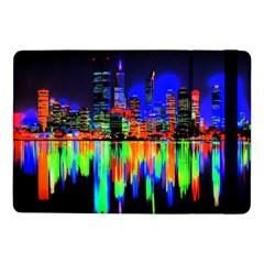 City Panorama Samsung Galaxy Tab Pro 10 1  Flip Case by Valentinaart