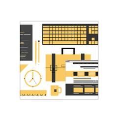 Web Design Mockup Web Developer Satin Bandana Scarf
