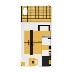 Web Design Mockup Web Developer Sony Xperia Z3+