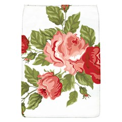 Flower Rose Pink Red Romantic Flap Covers (s)
