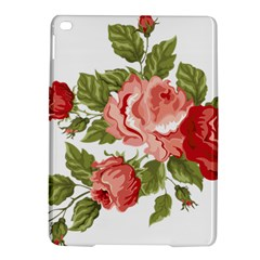 Flower Rose Pink Red Romantic Ipad Air 2 Hardshell Cases by Nexatart
