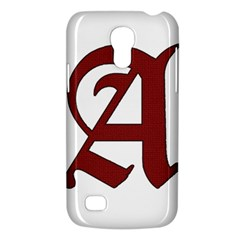 The Scarlet Letter Galaxy S4 Mini by Valentinaart