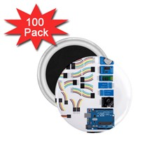Arduino Arduino Uno Electronic 1 75  Magnets (100 Pack)  by Nexatart