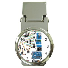 Arduino Arduino Uno Electronic Money Clip Watches by Nexatart