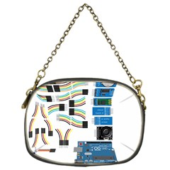 Arduino Arduino Uno Electronic Chain Purses (one Side)  by Nexatart