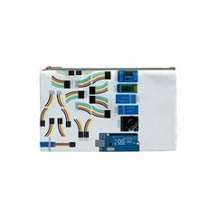 Arduino Arduino Uno Electronic Cosmetic Bag (small)  by Nexatart