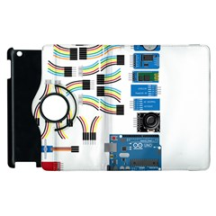 Arduino Arduino Uno Electronic Apple Ipad 2 Flip 360 Case