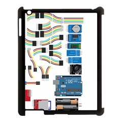 Arduino Arduino Uno Electronic Apple Ipad 3/4 Case (black) by Nexatart
