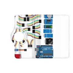 Arduino Arduino Uno Electronic Kindle Fire Hd (2013) Flip 360 Case by Nexatart