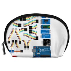 Arduino Arduino Uno Electronic Accessory Pouches (large)  by Nexatart