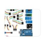 Arduino Arduino Uno Electronic Double Sided Flano Blanket (Mini)  35 x27 Blanket Back
