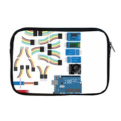 Arduino Arduino Uno Electronic Apple Macbook Pro 17  Zipper Case by Nexatart