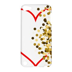 Heart Transparent Background Love Apple Ipod Touch 5 Hardshell Case by Nexatart