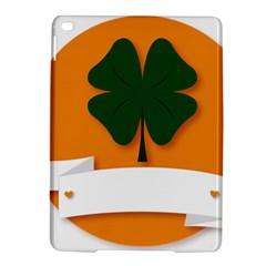 St Patricks Day Ireland Clover Ipad Air 2 Hardshell Cases