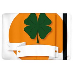 St Patricks Day Ireland Clover Ipad Air 2 Flip