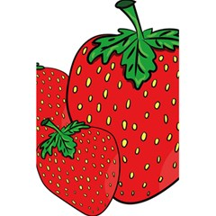 Strawberry Holidays Fragaria Vesca 5 5  X 8 5  Notebooks