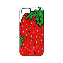 Strawberry Holidays Fragaria Vesca Apple Iphone 5 Classic Hardshell Case (pc+silicone) by Nexatart