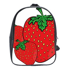 Strawberry Holidays Fragaria Vesca School Bags (xl)