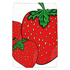 Strawberry Holidays Fragaria Vesca Flap Covers (s)  by Nexatart