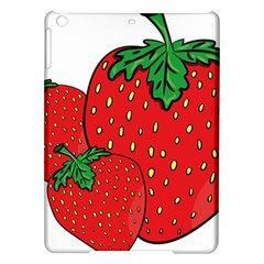 Strawberry Holidays Fragaria Vesca Ipad Air Hardshell Cases by Nexatart